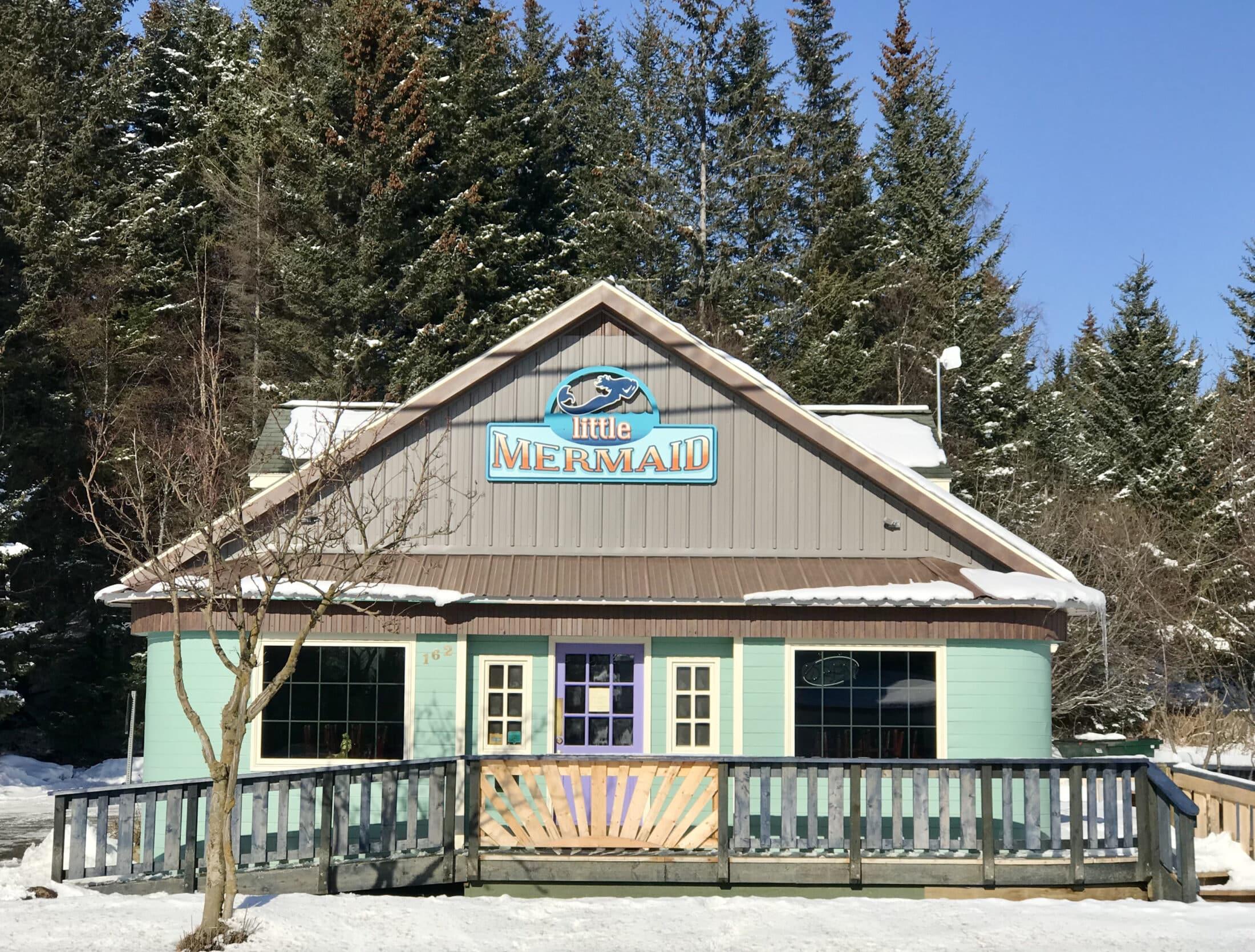 Favorite Homer Restaurants, Cozy Cove Inn
