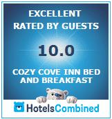 Amenities, Cozy Cove Inn