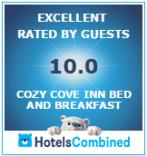 Privacy Policy, Cozy Cove Inn