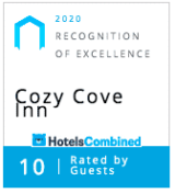Accommodations, Cozy Cove Inn